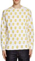 Eleven Paris Bart Simpson Sweatshirt