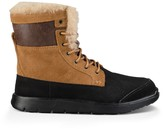 Sole Society Kids Baxter Leather Boot