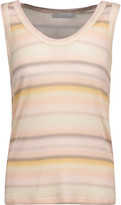 Kain Label Beryl Striped Stretch-Modal Tank