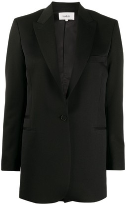 BA&SH Sasha single-breasted blazer