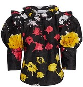 Thumbnail for your product : Busayo Tomi Puff-Sleeve Blouse