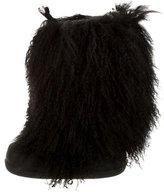 Ralph Lauren Mongolian Fur Boots