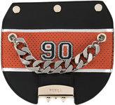 Furla Metropolis 90th flap - women - Leather/Polyester/PVC - One Size