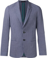 Paul Smith checked blazer - men - Cotton - 50