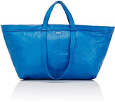 Balenciaga Men's Arena Extra-Large Shopper Tote Bag
