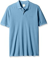 Dockers Big and Tall Short Sleeve Washed Pique Polo Logo