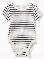 Old Navy Patterned Jersey Bodysuit for Baby