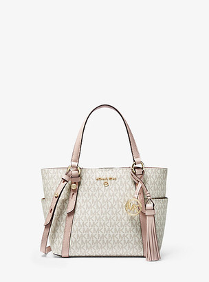 Michael Kors Nomad Small Logo Tote Bag