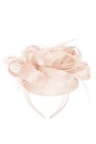Quiz Pink Hairband Fascinator