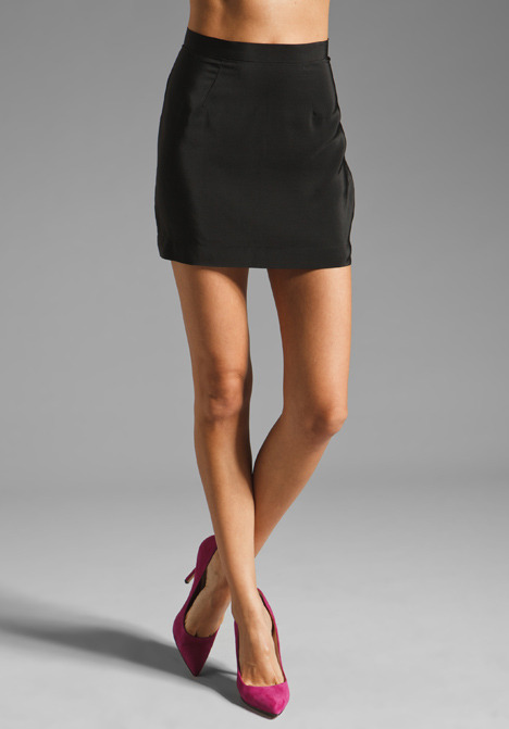 Amanda Uprichard Mini Skirt