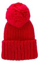 Eugenia Kim Pom-Pom Knit Beanie w/ Tags