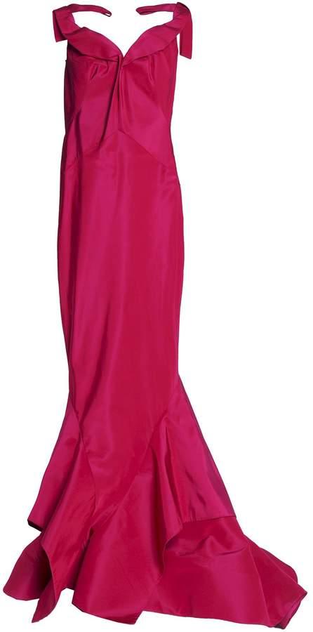 6db660d7b3c Zac Posen Red Silk Dresses - ShopStyle
