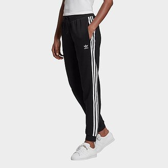 adidas Women's Essentials Slim Jogger Pants - ShopStyle