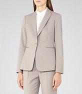 Reiss Truman Jacket Single-Breasted Blazer