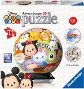 Disney Tsum Tsum Disney Tsum Tsum 72 Piece 3D Puzzle