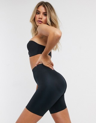 Spanx Suit Your Fancy Butt Enhancer shaping shorts in black