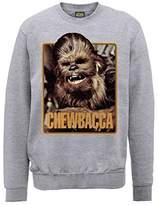 Star Wars Men's Chewie Sweatshirt