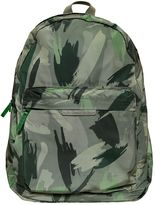 Stella McCartney Camo Print Nylon Backpack