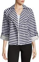 Liz Claiborne Stripe Jacket