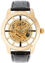 Invicta 22571 Vintage Collection Gold-Tone & Black Watch