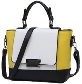 Jinting Cheap and New Woman Girl Bag Clutches Cross-Body Bag Tote Bag Satchels PU Leather Bag