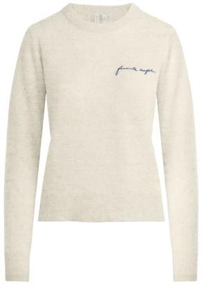 Joe's Jeans Favorite Daughter for Cashmere Crewneck Sweater