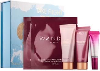 Wander Beauty Take Flight Skincare Discovery Kit