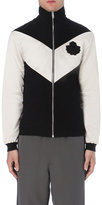 Alexander Mcqueen Skull-embroidered Cotton And Silk Jacket