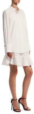 Derek Lam 10 Crosby Three-Way Shirtdress