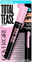 Cover Girl total tease waterproof mascara, 6.5 Milliliter