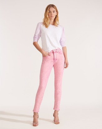 Veronica Beard Kate High-Rise Skinny Jean