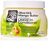 Elasta QP Olive Oil and Mango Butter Anti Breakage Leave In Conditioner 425 g by ElastaQP