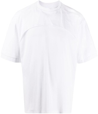 Unravel Project layered T-shirt