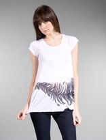 Feather A Line Tee