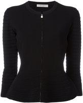 D-Exterior D.Exterior - zip-front blazer - women - Polyester/Viscose - S