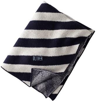 Mark & Graham Knit Baby Blanket