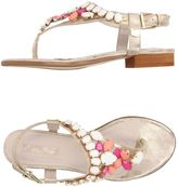 Lollipops Toe strap sandals