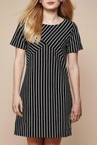 Yumi Stripe Tunic Dress