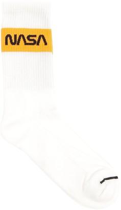 Heron Preston Nasa Socks