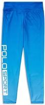 Ralph Lauren Girls' Polo Sport Leggings - Big Kid