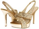 Nine West Fairgame (Light Gold/Light Gold Synthetic) - Footwear