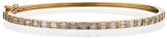Shay Essential Single Row Baguette Bangle
