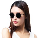 Qilan 2016 Sexy Retro Oversized Large Round Sunglasses For Women With Luxurious Case