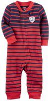 Carter's Baby Boy Printed One-Piece Pajamas