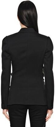 ZUHAIR MURAD Sequined Tuxedo Jacket