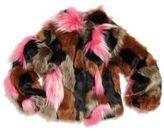 Imoga Toddler's, Little Girl's & Girl's Greta Faux Fur Jacket