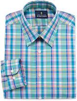 STAFFORD Stafford Travel Performance Super Shirt - Big & Tall Long Sleeve Dress Shirt