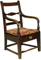 One Kings Lane Vintage 19th-C. Federal Easy Chair