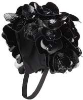 Miu Miu Floral-embellished hat