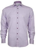 Jeff Banks Davies Dobby White Label Slim Fit